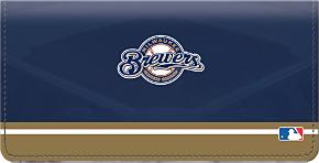 Milwaukee Brewers(TM) MLB(R) Checkbook Cover