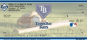 Tampa Bay Rays(TM) MLB(R) Personal Checks
