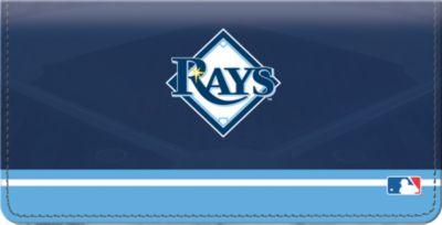Tampa Bay Rays(TM) MLB(R) Checkbook Cover