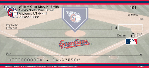 Cleveland Indians(TM) MLB(R) Personal Checks