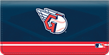 Cleveland Indians MLB Baseball Checkbook Cover