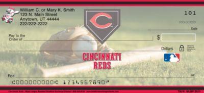 Cincinnati Reds(TM) MLB(R) Personal Checks