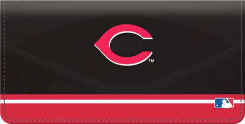 Cincinnati Reds(TM) MLB(R) Checkbook Cover