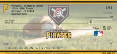 Pittsburgh Pirates(TM) MLB(R) Personal Checks