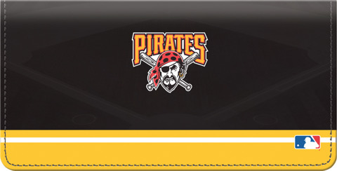 Pittsburgh Pirates(TM) MLB(R) Checkbook Cover