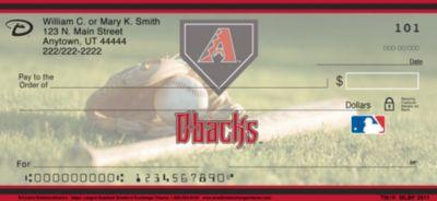 Arizona Diamondbacks(TM) MLB(R) Personal Checks