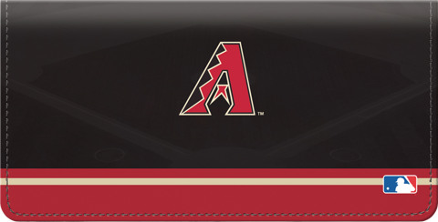 Arizona Diamondbacks Logo Checkbook Cover