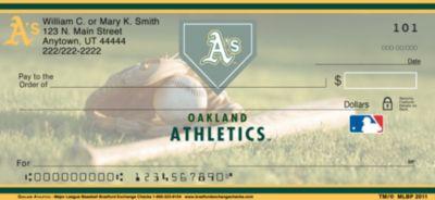 Oakland Athletics(TM) MLB(R) Personal Checks