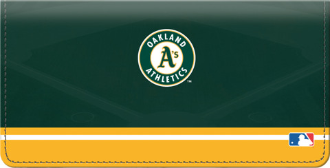 Oakland Atheletics(TM) MLB(R) Checkbook Cover