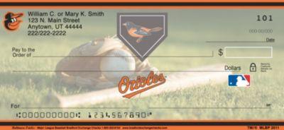 Baltimore Orioles(TM) MLB(R) Personal Checks