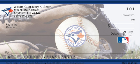 Toronto Blue Jays Checks