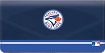 Toronto Blue Jays MLB Baseball Checkbook Cover
