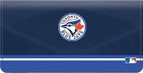 Toronto Blue Jays(TM) MLB(R) Checkbook Cover