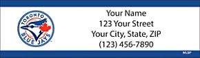 Toronto Blue Jays(TM) MLB(R) Return Address Label