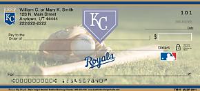 Kansas City Royals(TM) MLB(R) Personal Checks