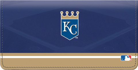 Kansas City Royals(TM) MLB(R) Checkbook Cover