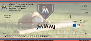 Miami Marlins(TM) MLB(R) Personal Checks