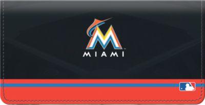 Miami Marlins(TM) MLB(R) Checkbook Cover