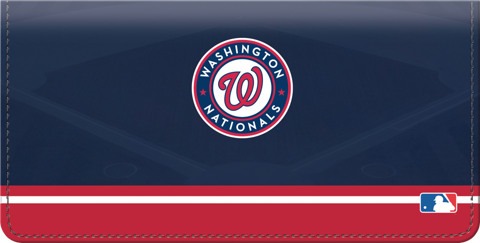 Washington Nationals(TM) MLB(R) Checkbook Cover
