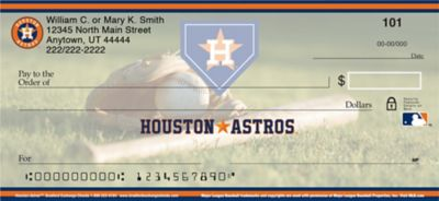 Houston Astros(TM) MLB(R) Personal Checks
