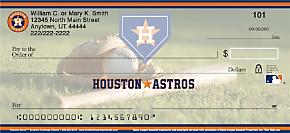 Houston Astros(TM) MLB(R) Personal Checks