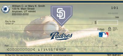San Diego Padres(TM) MLB(R) Personal Checks
