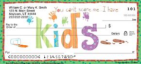 Raising Kids Rules! Personal Checks