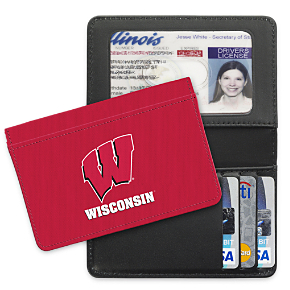 University of Wisconsin Debit Card Holder