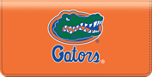 University of Florida Checkbook Cover