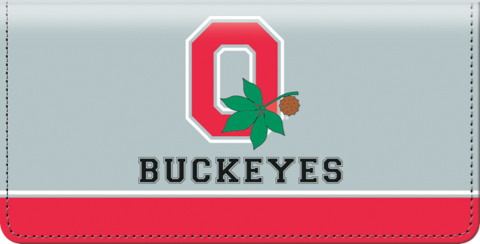 Ohio State University Checkbook Cover