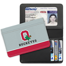 Ohio State University Debit Card Holder