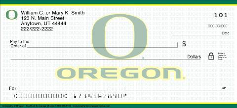 University of Oregon Personal
