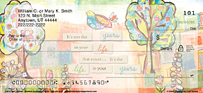 Life's Little Journey Personal Checks