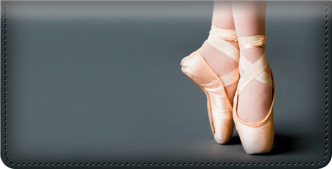Ballet Checkbook Cover