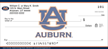 Auburn University Personal Checks