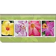 Bradford Exchange Checks Exotic Flowers Checkbook Cover at Sears.com