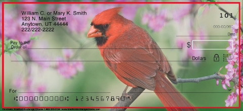 Cardinals Personal Checks