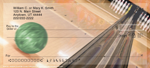 Bowling Personal Checks