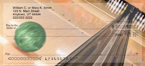 Bowling Personal Checks