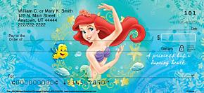 Little Mermaid Checks