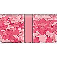 Bradford Exchange Checks Pink Camo Checkbook Cover at Sears.com