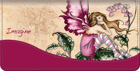 Fairy Inspirations Checkbook Cover