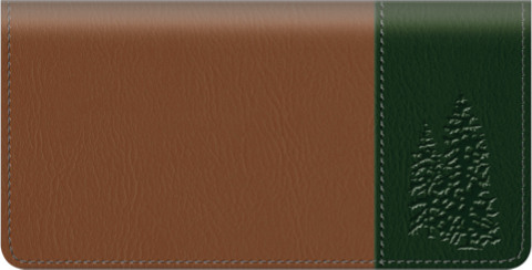 Great Outdoors Checkbook Cover