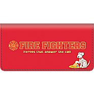 Bradford Exchange Checks Fire Fighting Checkbook Cover at Sears.com