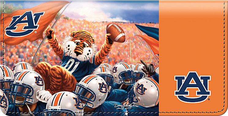 Bradford Exchange Checks War Eagle Spirit Checkbook Cover at Sears.com