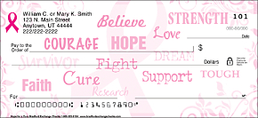 Hope for a Cure Personal Checks