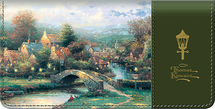 Bradford Exchange Checks Best of Thomas Kinkade Checkbook Cover at Sears.com