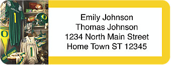 Oregon Spirit Return Address Label