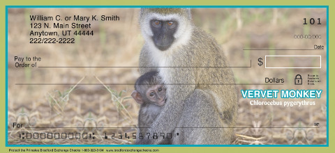 Primates Personal Checks