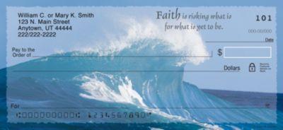 Oceans of Faith Personal Checks